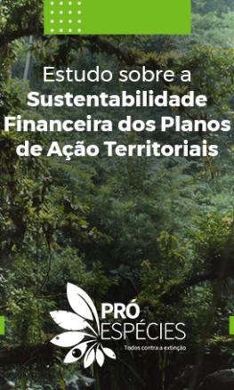 Estudo sobre a Sustentabilidade Financeira dos Planos de Ação Territoriais (PATs)