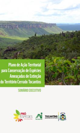 Plano de Ação Territorial Cerrado Tocantins