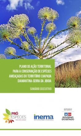 Plano de Ação Territorial Chapada Diamantina-Serra da Jiboia