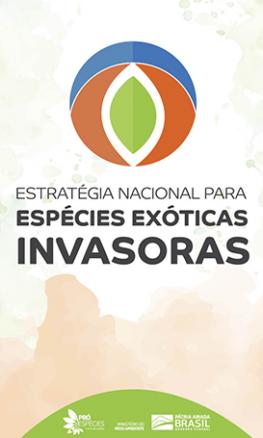 Folder Estratégia Nacional para Espécies Exóticas Invasoras