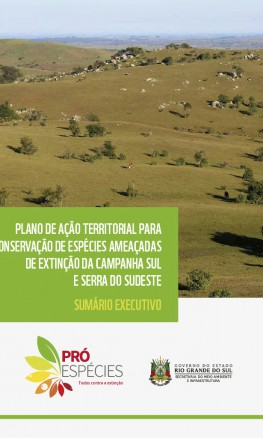 Plano de Ação Territorial Campanha Sul e Serra do Sudeste
